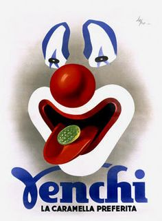 Vintage Food Poster