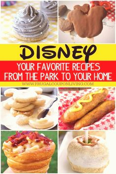 #Disney #recipes #disneyland #vacation Take Disney home with these Copycat Disney Recipes on Frugal Coupon Living Recipes for the Disney Fanatic and those that wish they were still on vacationbrp classfirstletterYou are in the right place about fanaticpdisneyrecipes and The highest superbly image at PinterestbrIt is one of the favorite quality image that can be presented with this vivid and remarkable Pictures copycatblockquoteThe impression called Take Disney home with these Copycat Disney… Disney Desserts, Disney Dishes, Disney Snacks, Disney Food Recipes, Panera Bread, Monte Cristo Sandwich, Disney Inspired Food, Disney Themed Food, Disneyland Food