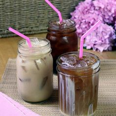 Cold-Brew Iced Coffee — Get the smoothest taste without bitterness using this easy method. Make it skinny or loaded — your way!