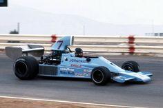 James Hunt Riverside 1974 Eagle F 5000
