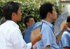 Deja ola de calor en Japón 13 muertos y miles hospitalizados | Info7 | Internacional