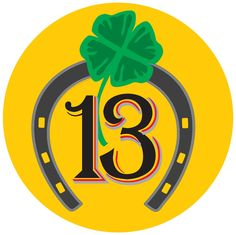 "My Lucky Number  ""13"""