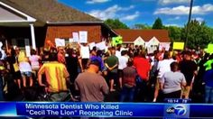 MINNESOTA DENTIST WHO KILLED CECIL THE LION REOPENING CLINIC