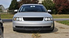 Passat Wagon Lowered | VWVortex.com - FS: 1999 B5 Passat Wagon