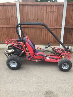 ATK 125cc Off Road Buggy / Go Kart in Cars, Motorcycles & Vehicles, Other Vehicles, Go-Karts | eBay