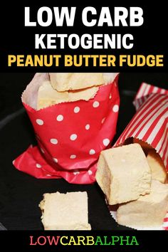 Keto Peanut Butter Fudge https://lowcarbalpha.com/keto-peanut-butter-fudge/ Great quick fat bomb snack for a ketogenic diet Learn more about following a Low Carb and LCHF lifestyle #lowcarbrecipes #keto #LCHF #lowcarbalpha #fudge #ketorecipes