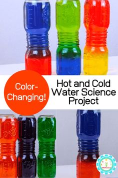 Hot and Cold Water Science Project