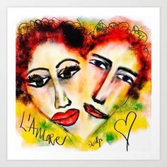 Collect your choice of gallery quality Giclée, or fine art prints custom trimmed by hand in a variety of sizes with a white border for framing. Love Art, Personalized Gifts, Halloween Face Makeup, Fine Art Prints, My Arts, Cards, Gallery, Customized Gifts, Roof Rack
