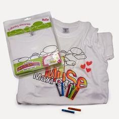 Sadesign - Articoli Promozionali Creativi Wake up your #creativity  with #tshartist : the #tshirt to color all the times you want! The perfect #gift  for your #children!