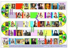 Τα πρωτάκια 1: Επιτραπέζια για την Επανάσταση του 1821(Με τους ήρωες του '21-Το πνεύμα του '21) 25 March, Projects To Try, Photo Wall, School, Frame, Home Decor, Picture Frame, Photograph, Schools