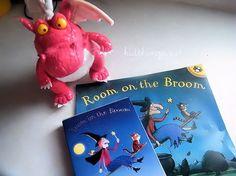 Room on the Broom Spook-Tacular Giveaway