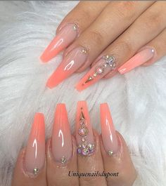 78 Hottest Classy Acrylic Coffin Nails Long Designs For Summer Nail Color - -. - 78 Hottest Classy Acrylic Coffin Nails Long Designs For Summer Nail Color – – – - Long Nail Designs, Acrylic Nail Designs, Art Designs, Design Ideas, Coffin Nails Long, Long Nails, Perfect Nails, Gorgeous Nails, Pretty Nails