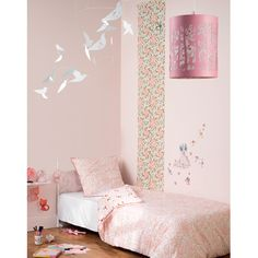Tour de lit Fleur de coton-3 - Little Big Room by Djeco