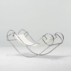 Symétrique rockingchair by Jean-Michel Sanejouand