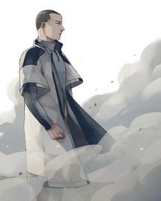 Markus || Detroit become human || Cr: MMZ