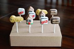 Buy/Sell A House Cake Pops