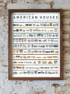 Pop Chart Lab --> Design + Data = Delight --> The Architecture of American Houses