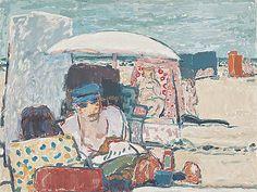 Jacob Kuijper (1919-2007), Strand, Olieverf op doek, 75 x 100 cm | Studio 2000
