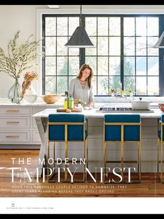 """THE MODERN EMPTY NEST"" from Southern Living, October 2017. Read it on the Texture app-unlimited access to 200+ top magazines."