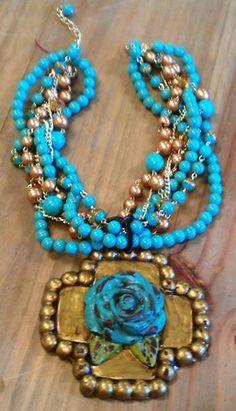 Sookie Sookie- Tangled Necklace