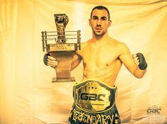 #WorldGBCTour 7 World Championship WKN-K1-69.900kg The winner and new Champion is Bruce Codron Samedi 4 octobre Mazan France Europe