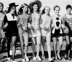 La minifalda: un gran icono de los 60´s