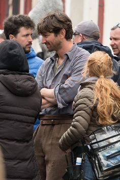 Lily continues to be freaking adorable in WWII-era British fashions, while Michiel gets added to the roster of very cute men in this film, which is soundin The Guernsey Literary Society, Michael Huisman, Potato Peel Pie Society, Male Model Names, Lily James, Peeling Potatoes, Roman, Period Dramas, Good Looking Men
