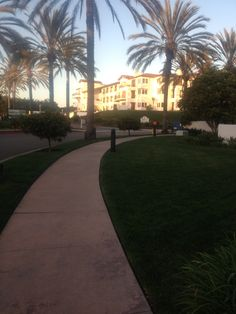 La Costa Resort, I used to work here in the Security Department.
