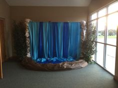 Koti Beth - Functional By Design: Weird Animals VBS Decorating-- coming from the coat closet?