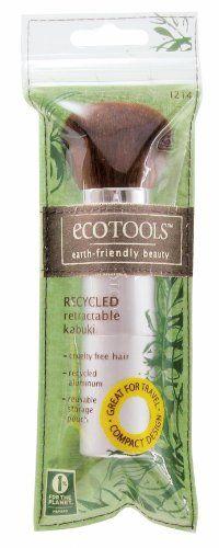 Ecotools Recycled Retractable Kabuki