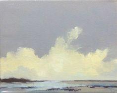 DUNE oil painting landscape painting original oil von PaintingWell