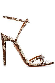 everyone needs a skinny strap heel. duh.