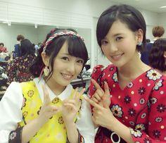 兒玉遥 - HARUKA KODAMA ; 向井地美音 Mukaichi Mion #gravure #AKB48 #japan #mukaichi #Mion #jpop #idol #beautiful