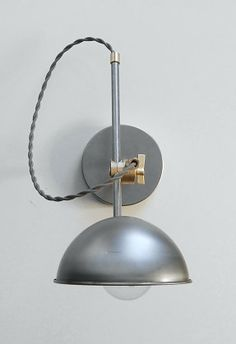 Wall Mounted Lamps West Elm : 1000+ images about backhouse lighting on Pinterest West elm, Sconces and Wall lamps