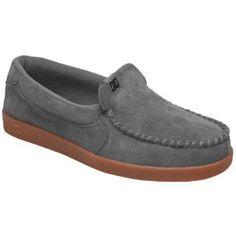 DC Shoes Villain - Men's - Skate - Shoes - Battleship