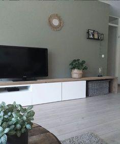 Laminate # living room, # laminate # oak, # laminate # floor # light, # wood # floor … – home accessories – Kellye Ikea Living Room, Interior Design Living Room, Living Room Designs, Living Room Inspiration, Home And Living, Family Room, Home Decor, Sweet, Flatscreen