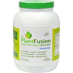 Plantfusion - 523886 - Nature's Most Complete Plant Protein - Chocolate Raspberry - 2 Lb. Lactose Free, Dairy Free, Gluten Free, Plant Based Protein Powder, Complete Protein, Nutrition Shakes, Sports Nutrition, Vegan Nutrition, Diet Supplements
