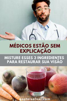 Medicine, Health, Nerve Pain, Nutrition Tips, 3 Ingredients, Beverages, Natural Medicine, Cholesterol, Remedies