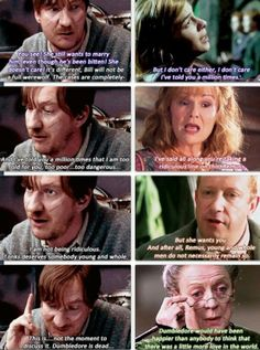 @BookNerd_4ever: Tonks and Remus #HalfBloodPrince #BookQuotes