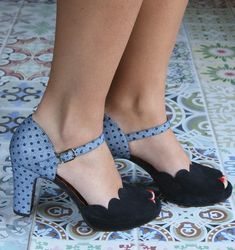 Oh, oh...I  have discovered a new shoemaker....Chie Mihara :: Collection