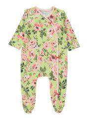 Floral Sleepsuit