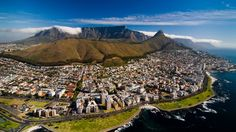 Three-minute guide to Cape Town