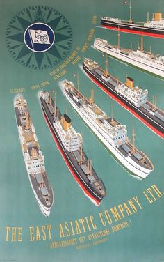 The East Asiatic Company Ltd. by Clausen, Sven Heilman 17