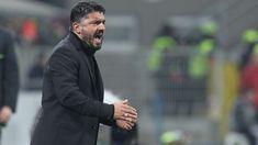VIDEO: AC Milan boss Gennaro Gattuso slaps Ricardo Montolivo to celebrate victory over Sampdoria