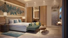 Serenity Club Master Suite w/ Oceanfront view at Haven Riviera Cancun - Chic Resort in Cancun, Mexico