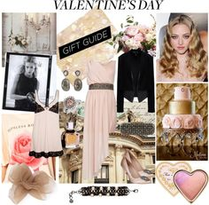 """Valentine's Day Gift Guide"" by dreday012981 ❤ liked on Polyvore"