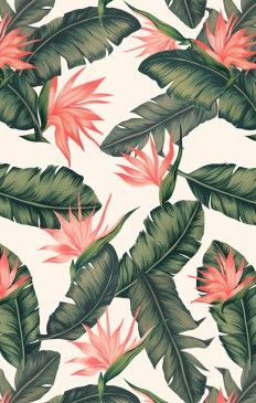 Bridesmaids Fabric Swatch ~ Paradise Found | #graphics #pattern #colour