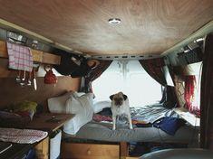 TOR ITS BRIAN Ford transit conversion camper van