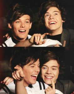 happiness Larry Stylinson, One Direction Harry, One Direction Pictures, Direction Quotes, Louis Tomlinson, 5sos, X Factor, Larry Shippers, Louis And Harry