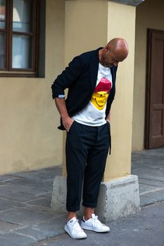 Take a look at the most stylish men at the menswear trade fair in Florence